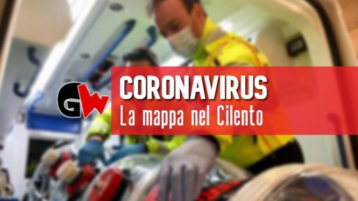 COVID-19, tutti i casi nel Cilento - Gwendalina.tv