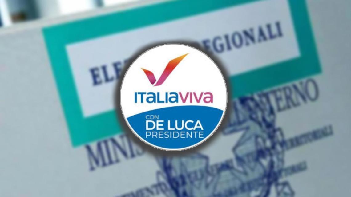 Regionali 2020, Italia Viva presenta la sua lista - Gwendalina.tv