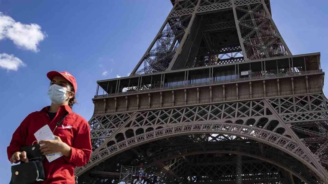 Covid Francia, oltre 7000 contagi: si pensa a nuovo lockdown - Gwendalina.tv