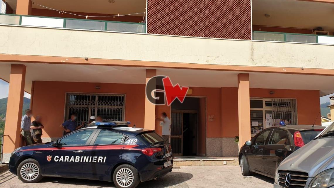 Sospetto omicidio a Vallo della Lucania - Gwendalina.tv