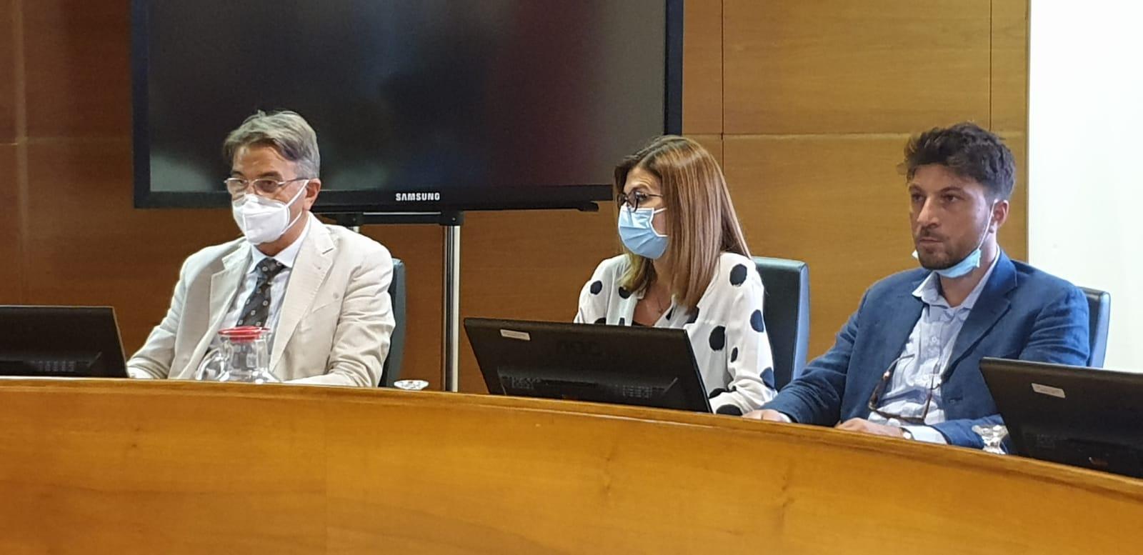 Vallo della Lucania, conferenza istruttoria per la nuova caserma dei Carabinieri - Gwendalina.tv