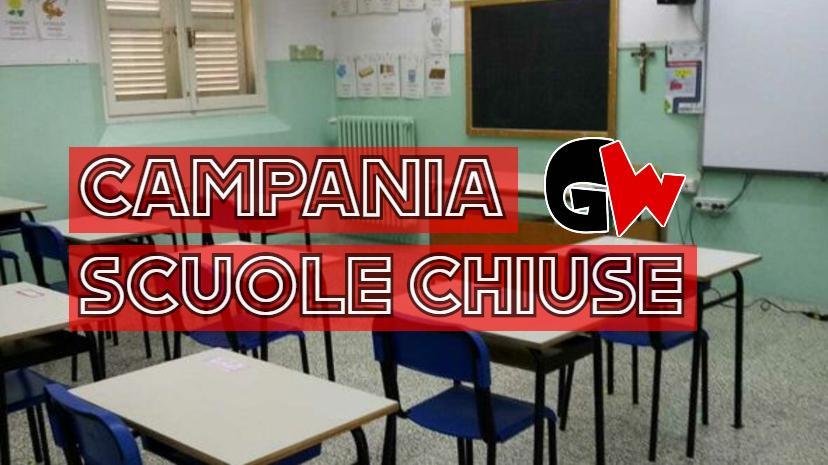 ❌ Campania, scuole chiuse fino al 30 Ottobre ❌ - Gwendalina.tv