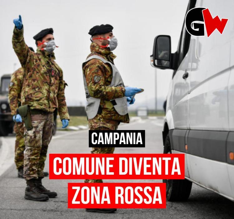 Campania, Marcianise diventerà zona rossa - Gwendalina.tv