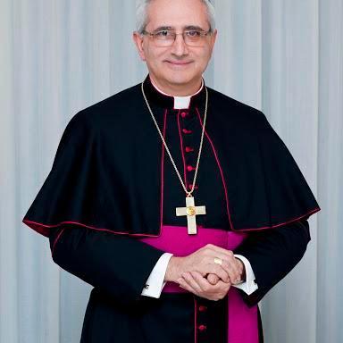 Mons. Ciro Miniero - Vescovo di Vallo della Lucania