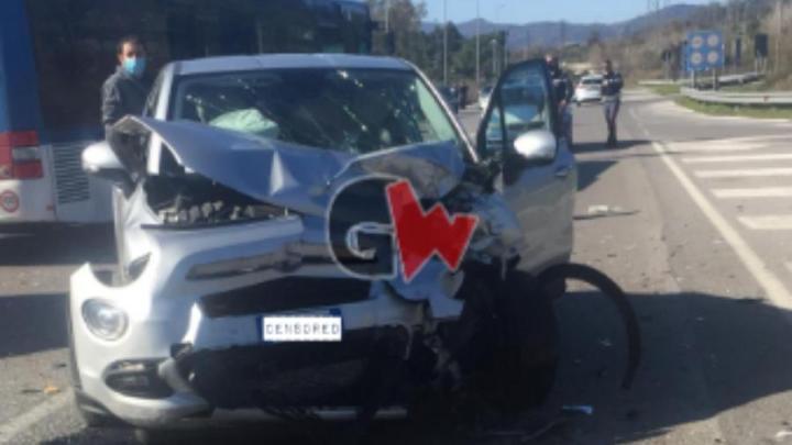Incidente Vallo Scalo: quattro feriti tra cui un bambino - Gwendalina.tv