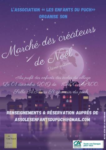 marchés et événements : Noël à Saint Germain du Puch