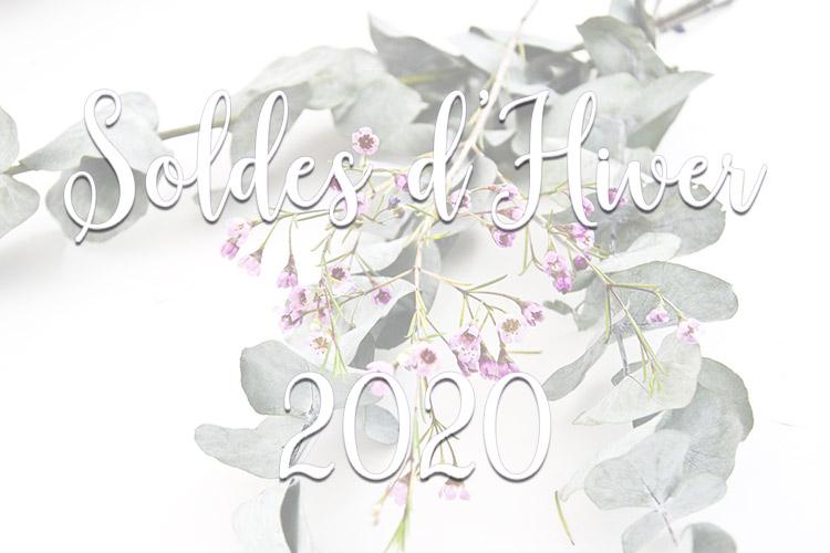 Soldes d'Hiver 2020 : c'est parti !