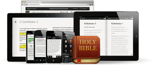 Free Bible App | Gwent Hills & Vales Circuit