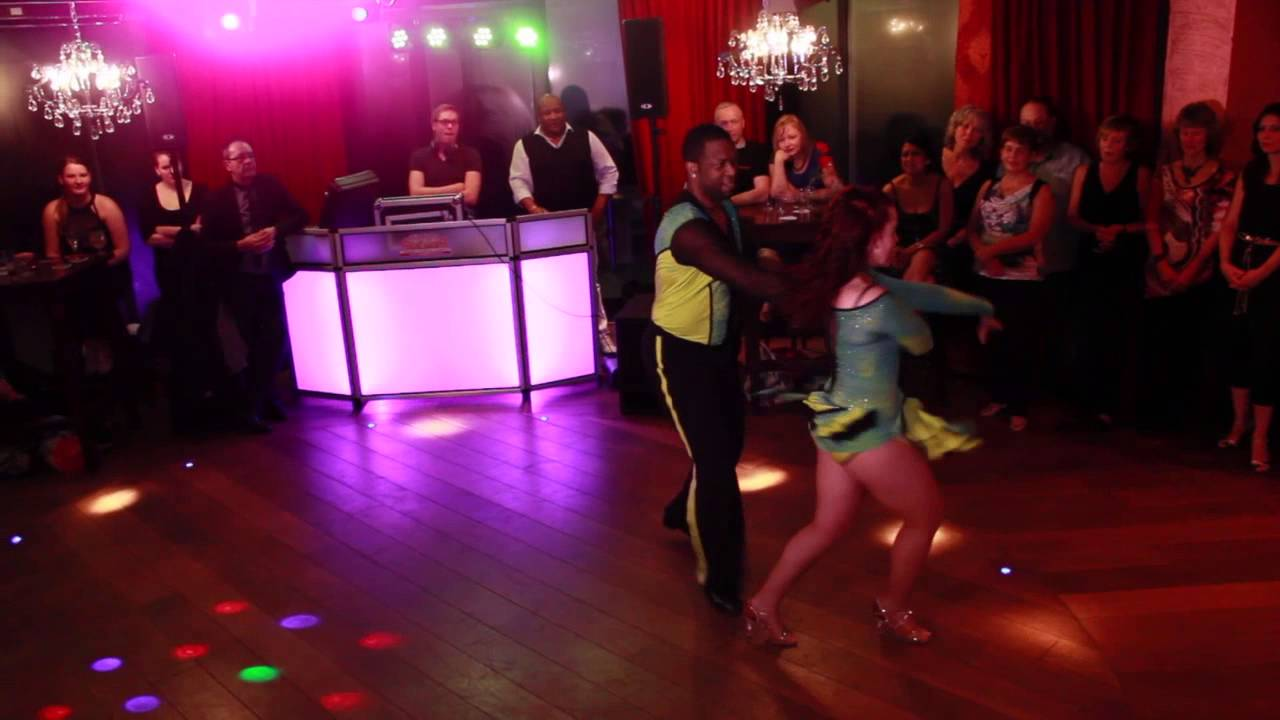 Salsa Rica Dance Company || Dancers Profile
