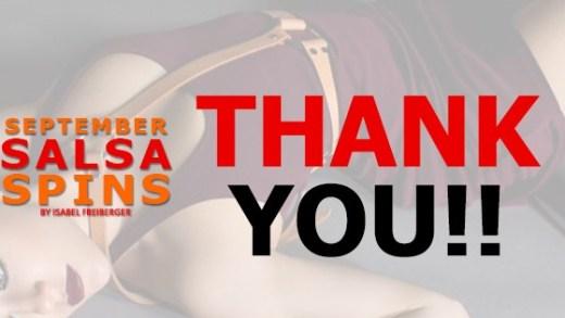Day - Thank you - Gwepa Salsa Spins