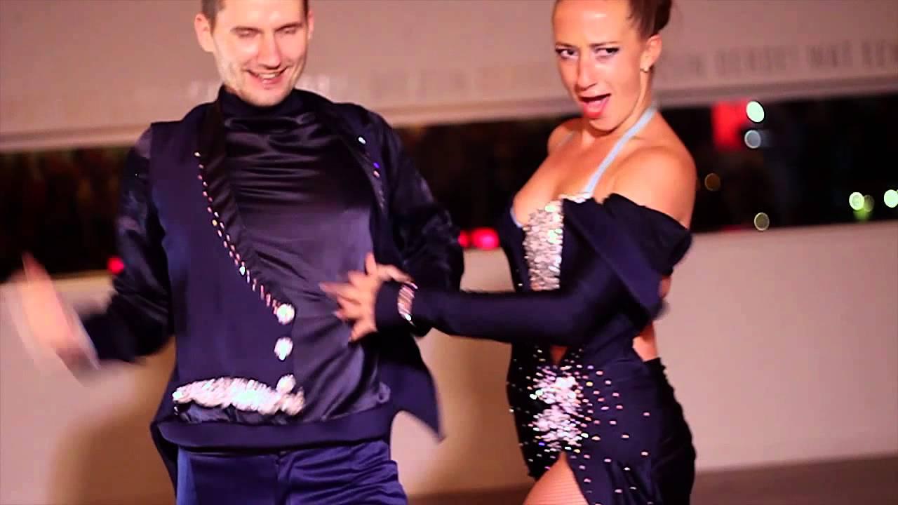 Gintas & Miranda    Dancers Profile