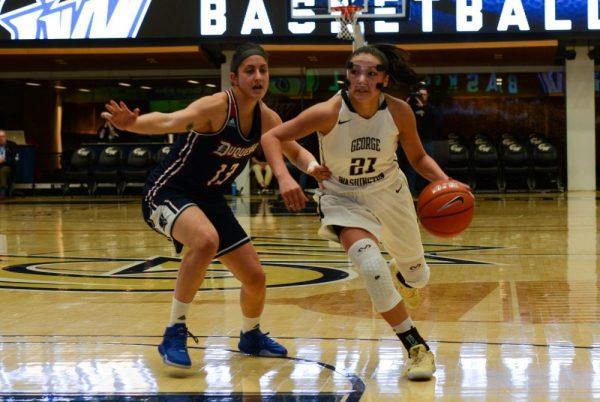 Duquesne deals women's basketball second straight loss ...