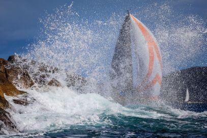 Sal Port Stephens - Elan 340 G-whizz