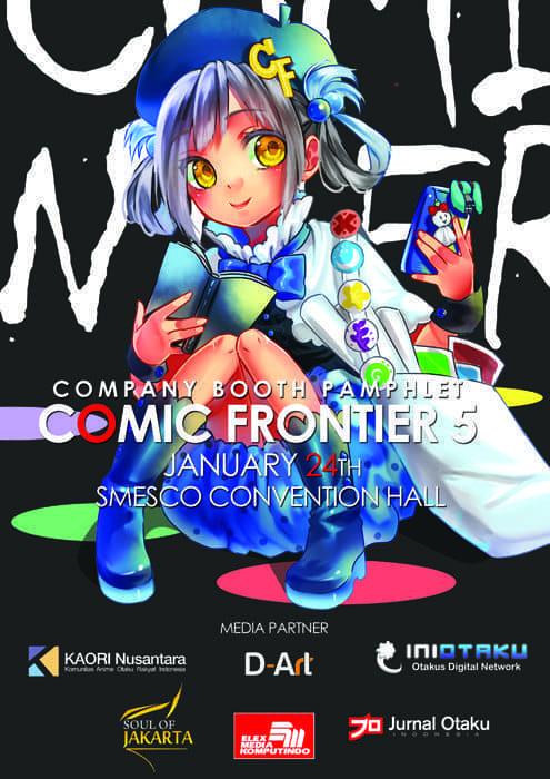 Comic-Frontier