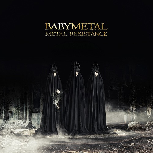 babymetal karate limited edition cover