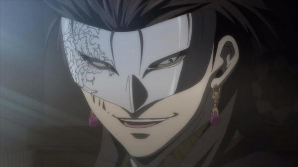 50+ Gambar Anime Keren Seram HD Terbaik