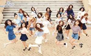 "Ke-19 Kandidat live action ""The Idolm@ster"" versi Korea Selatan tampil…"