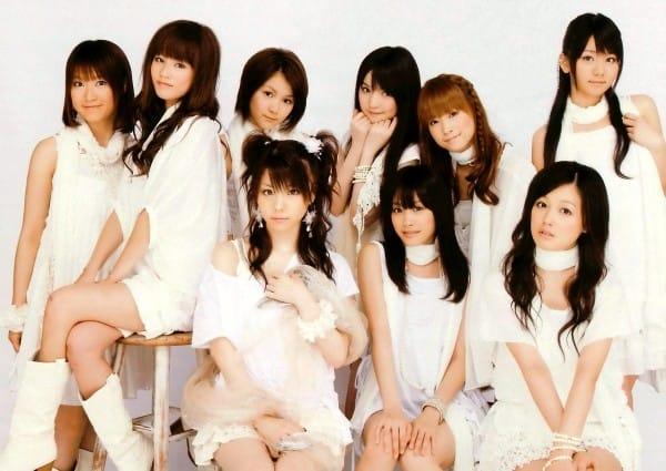 idol grup Morning Musume