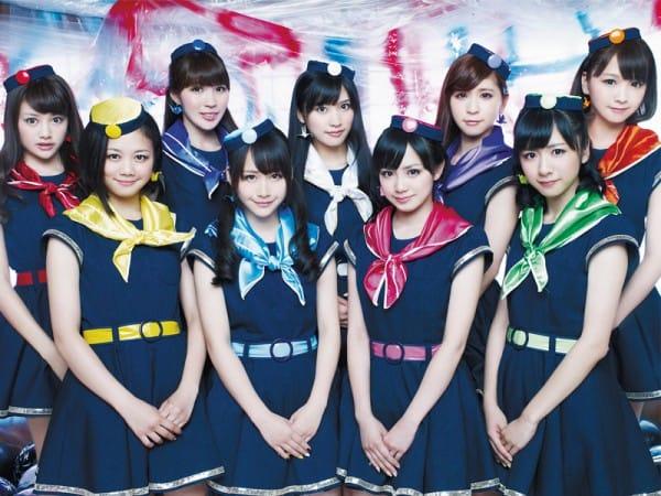 idol grup passpo