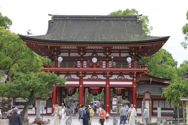 Dazaifu Tenmangu (Fukuoka)