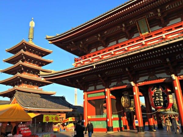 Sensoji (Tokyo)