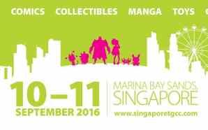 Guest Star Luar Biasa di Singapore Toys, Games, and Comic…