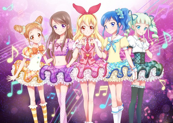 anime bertema idola 3