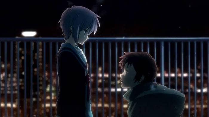Action Romance Anime: Suzumiya Haruhi no Shoushitsu