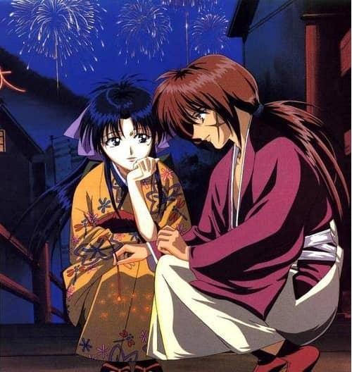 Action Romance Anime: Ruruoni Kenshin