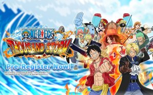 "Game mobile ""One Piece Thousand Storm"" akan rilis versi bahasa…"