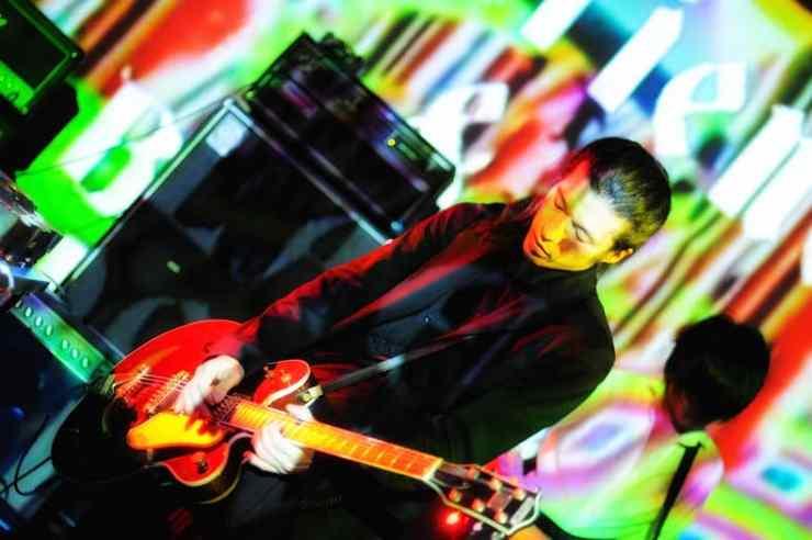Tokyo Tengah Malam: Concert di Live House