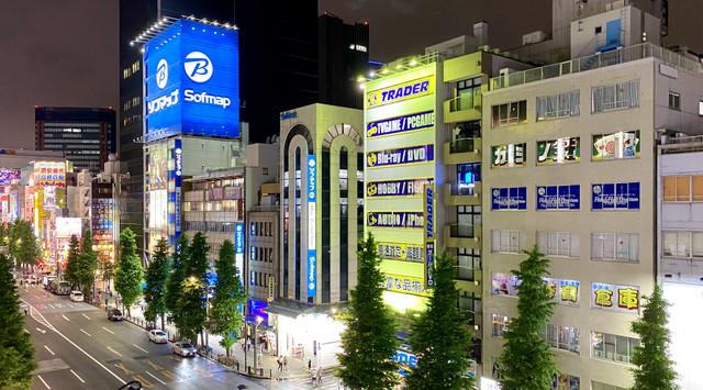 Akihabara yang tenang di pertengahan Juni