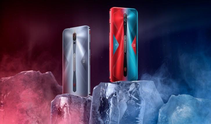 Red Magic 5S memulai debutnya dengan sistem pendingin yang ditingkatkan, tampilan refresh rate 144Hz dan Snapdragon 865