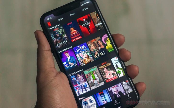 Netflix melampaui 1 miliar unduhan di Google Play