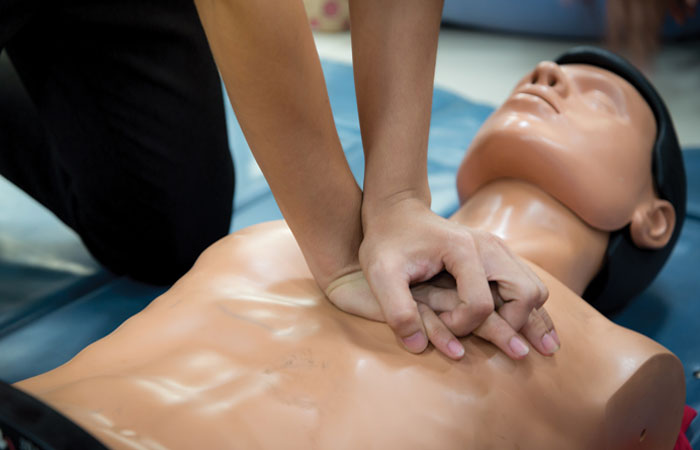 certified dental assistanta cpr training course