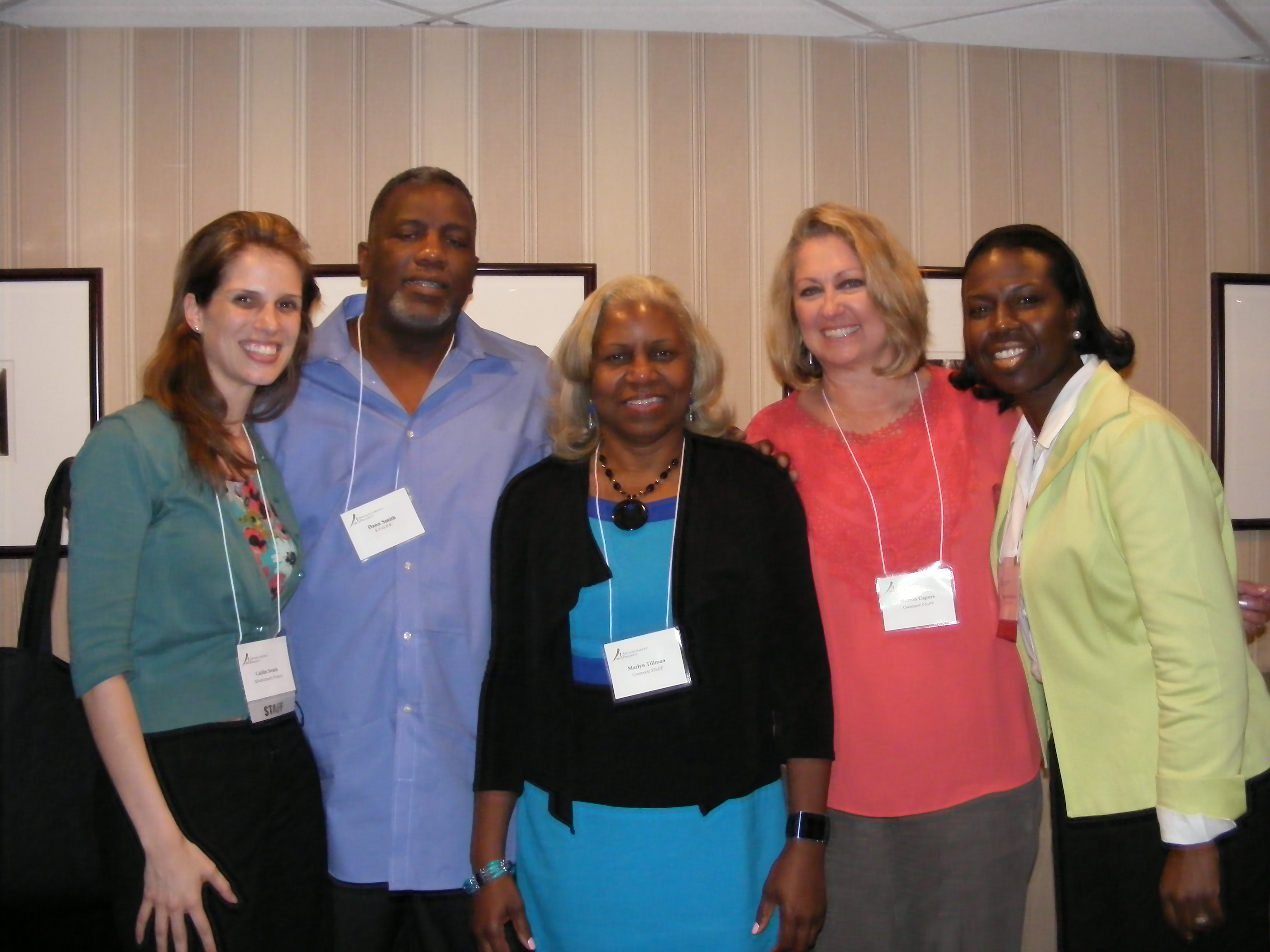 Gwinnett SToPP Parents with Advancement Project