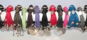 Collection Gwlad's - cordons cotons cirés