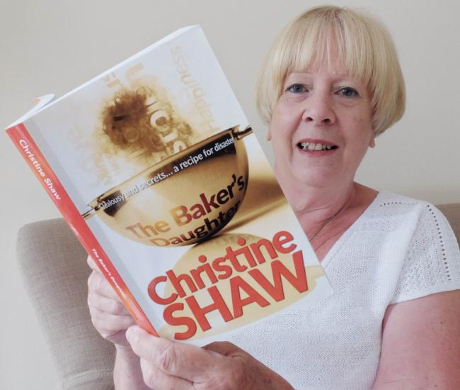 Grandmother thrilled to finally have book published