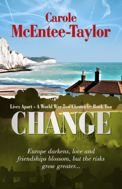 Change by Carole McEntee-Taylor front cover image