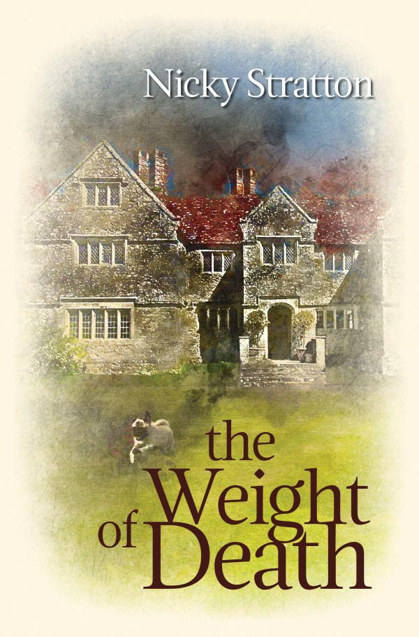 The Weight of Death by Nicky Stratton front cover image