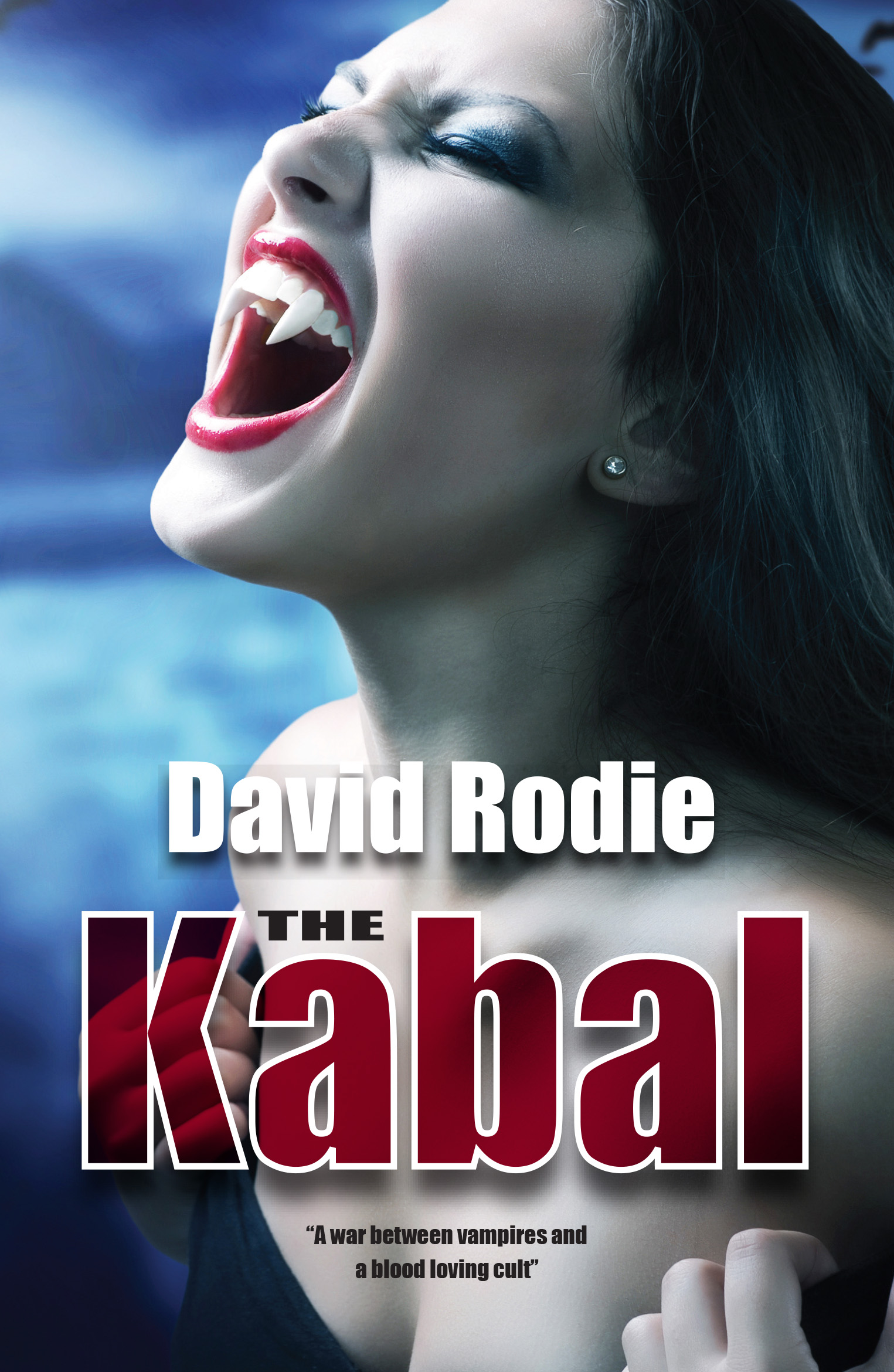 The Kabal, by David Rodie, front cover image.