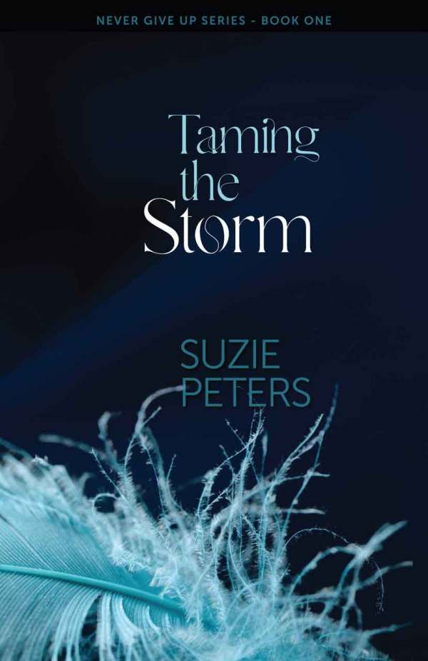 Taming the Storm by Suzie Peters cover.