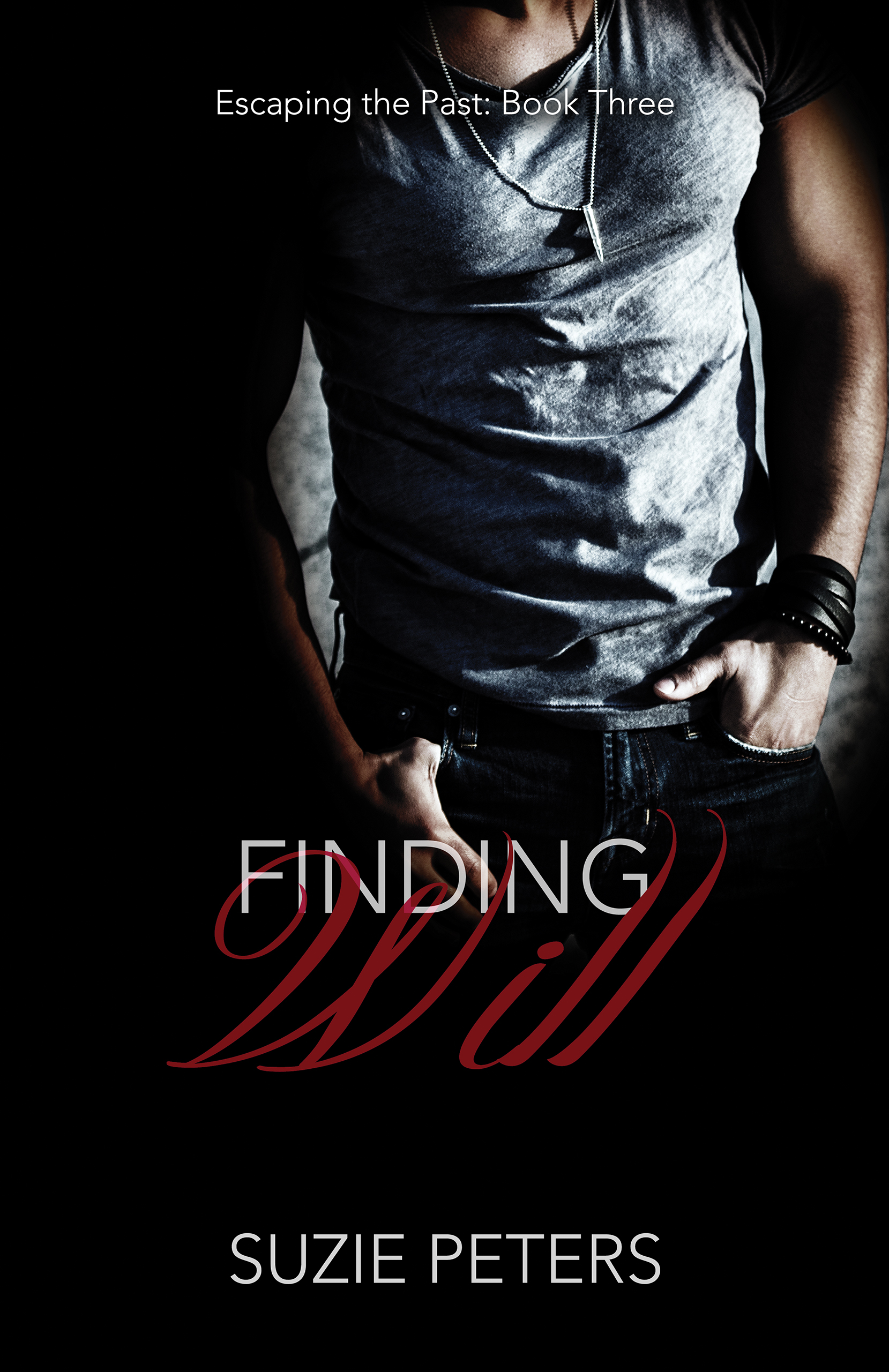 Finding Will by Suzie Peters front cover image.