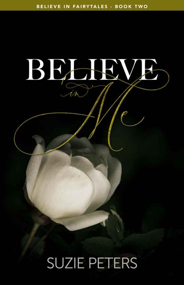 Believe in Me by Suzie Peters front cover