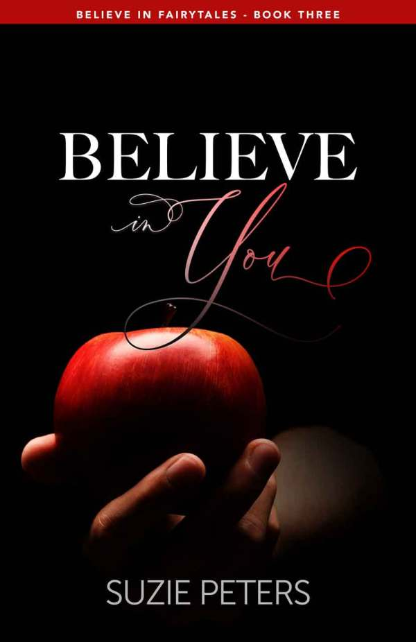 Believe in You by Suzie Peters front cover