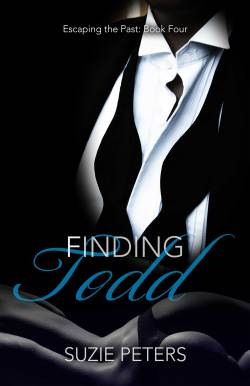 Finding Todd by Suzie Peters front cover image