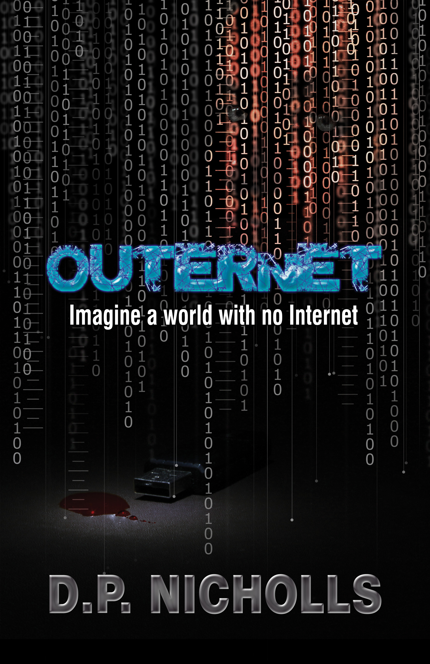 GWL Publishing launches Outernet by D. P. Nicholls