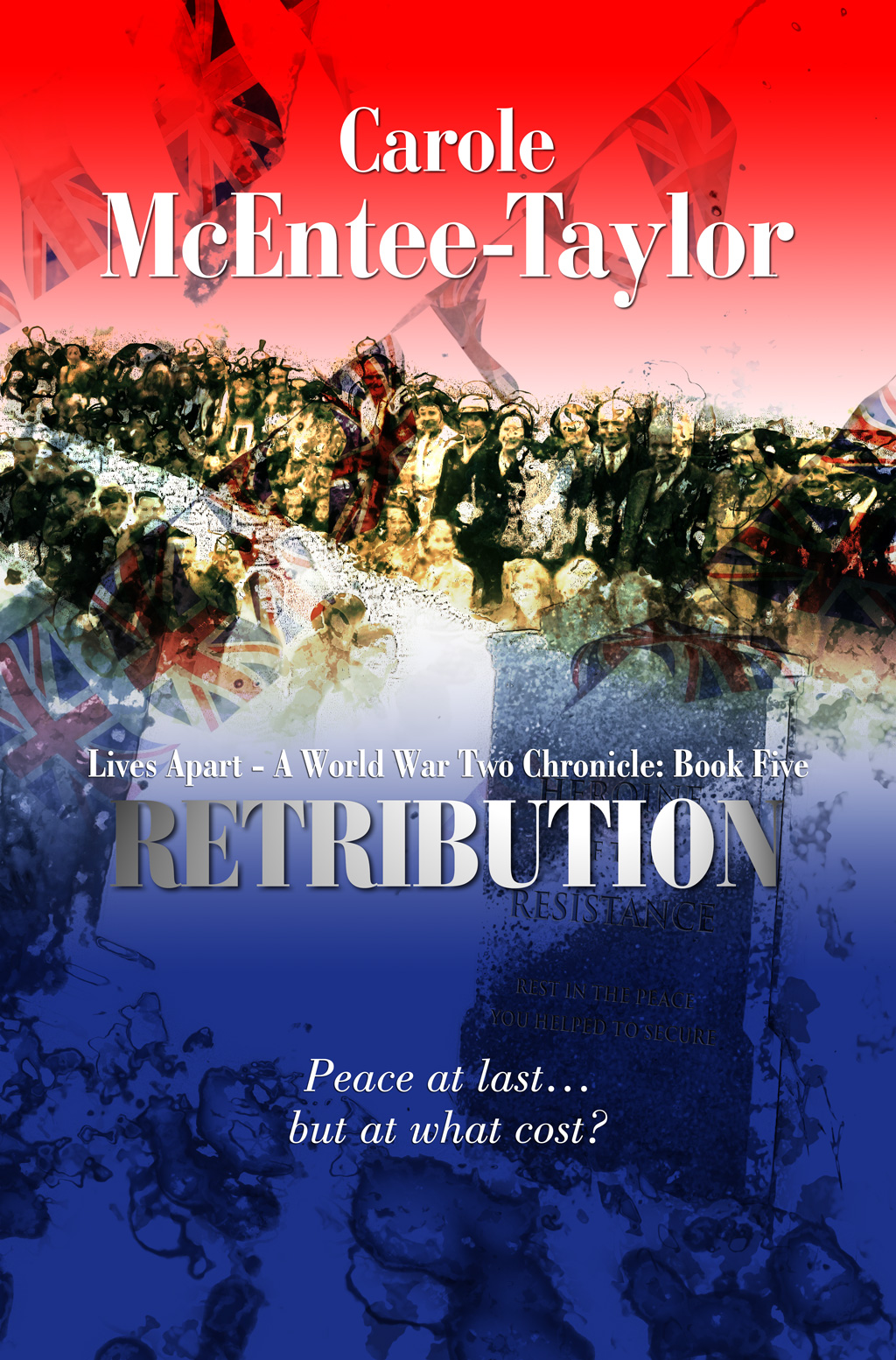 Lives Apart: Retribution front cover image