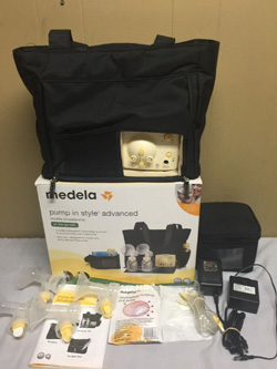 best things to see on eBay for profit - medela pump