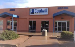 Nogales Arizona Goodwill Outlet